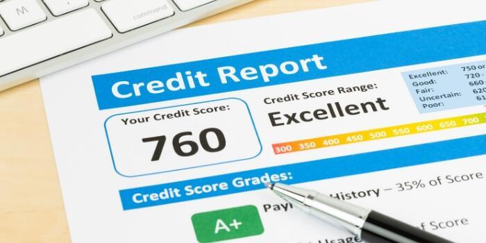 Krediidireiting